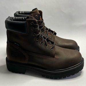Timberland Pro Men Steel Toe Waterproof Work Boots
